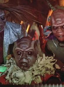 Buckaroo Aliens
