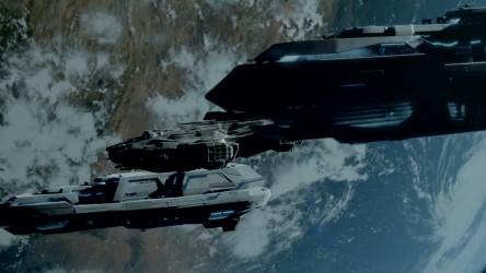 Dark Matter - Naves espaciales