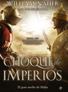 Choque de Imperios, William Napier